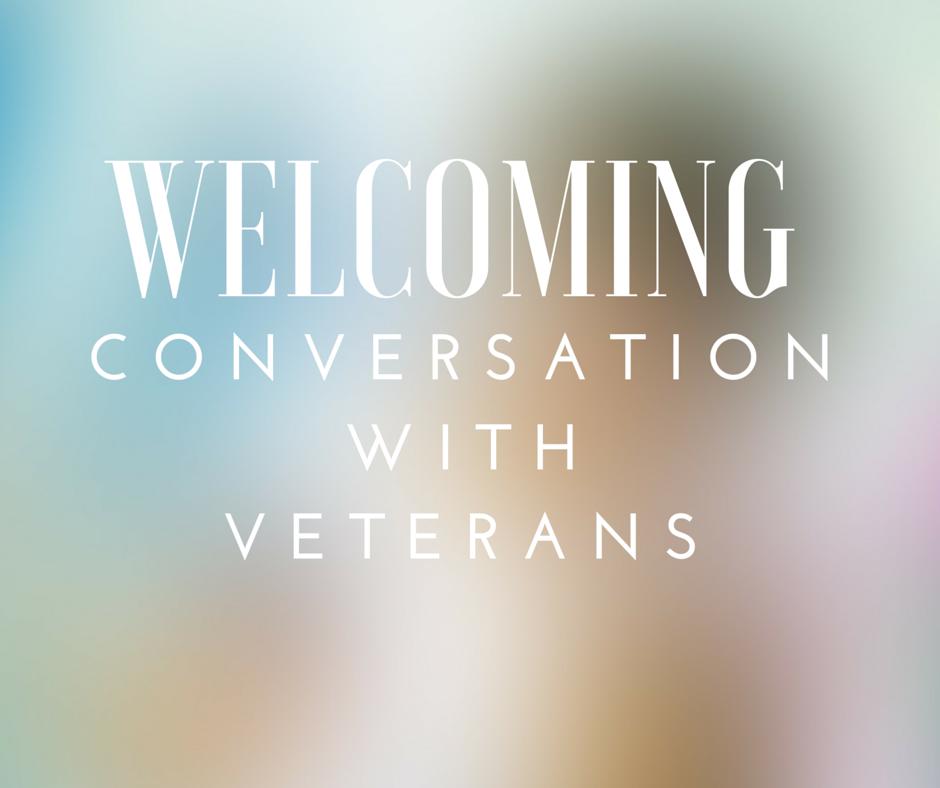welcomingconversationwithveterans